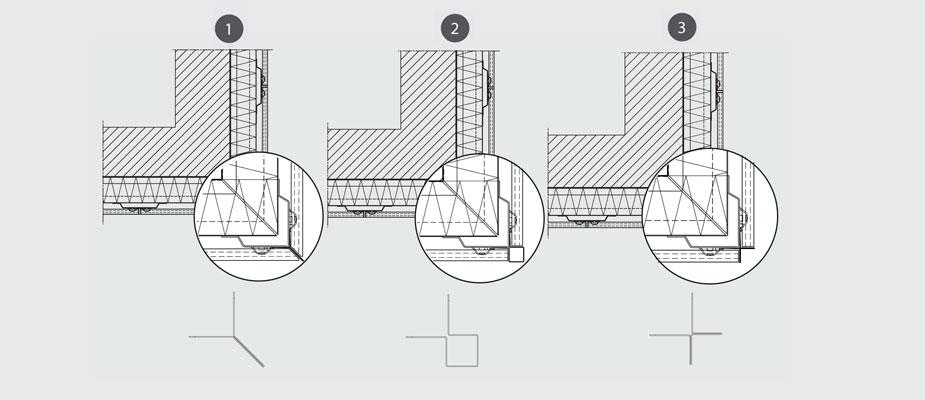 Façades ventilées en céramique | Céragrès