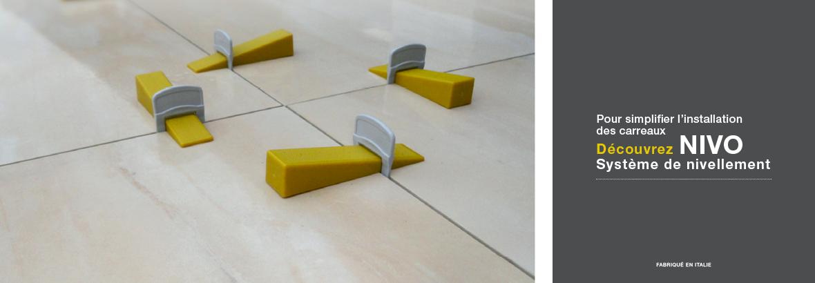 Coulis, Ciment, Scellant - Installation céramique | Céragrès