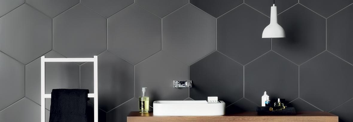 Salle de bain toilette c ramique c ragr s for Ceramique decor salle de bain